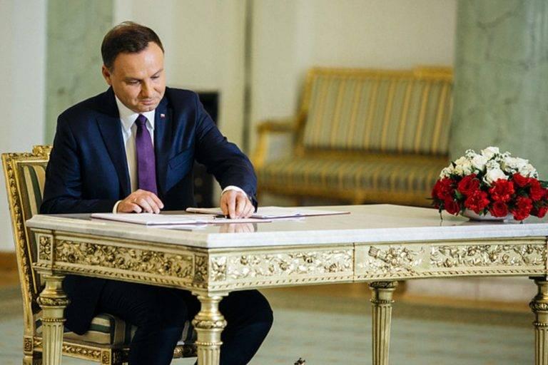 Sąd Najwyższy wydał wyrok: Andrzej Duda nie miał prawa ułaskawić Kamińskiego