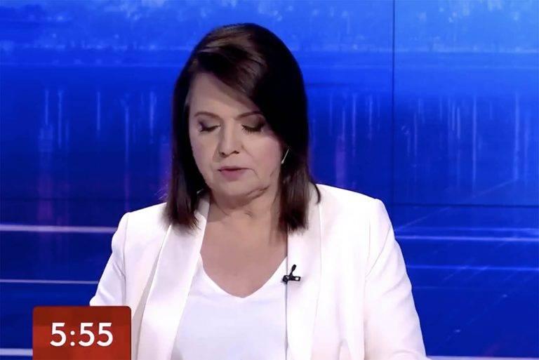 """Mowa ciała zdradza wszystko: Katarzyna Lubnauer zaorała prezenterkę TVP. """"Nie jest pani wstyd, że pani kłamie?"""""""