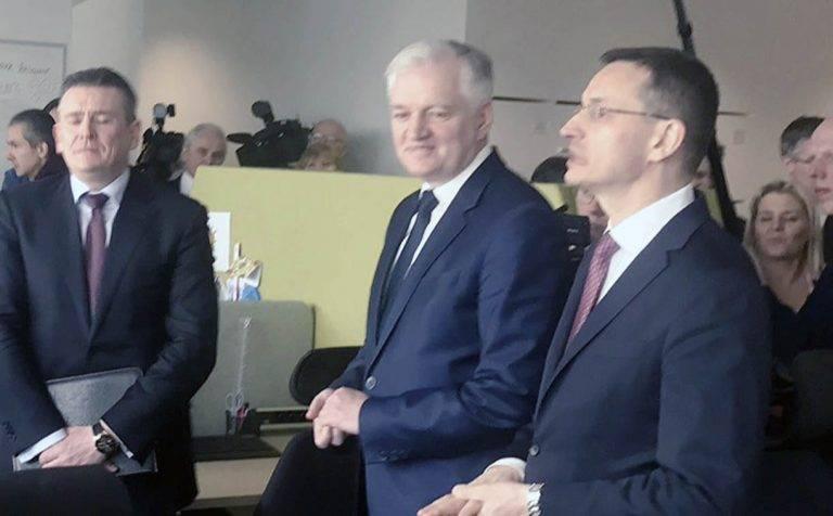 Niepoważna koalicja Gowina, Kaczyńskiego i Ziobry? Nawet ministra sportu nie mogą uzgodnić!