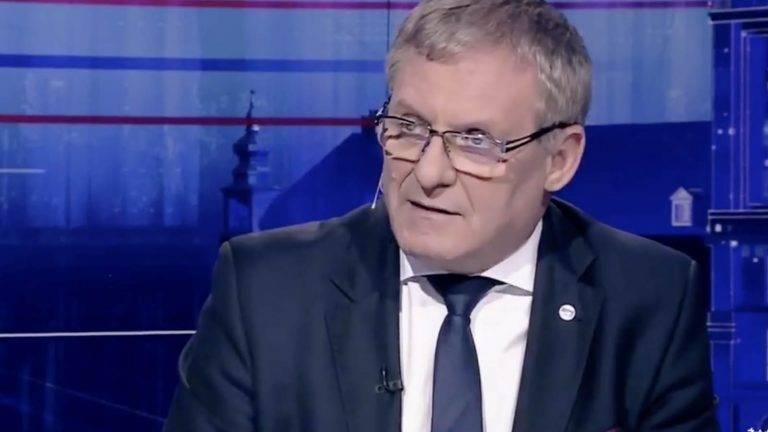 """Grzegorz Furgo zaorał propagandzistę w TVP Info. """"Klarenbach  próbował zgrywać tzw. """"głupa"""" ale jakże mu to nie wyszło"""""""