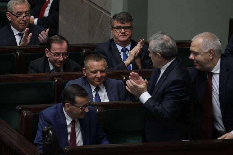 Wyższa izba parlamentu może postawić Banasia przed komisją. Szef NIK będzie musiał się tłumaczyć