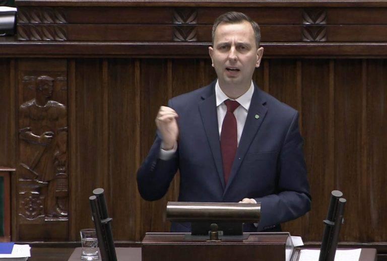 Kosiniak-Kamysz w kilka minut rozniósł expose Morawieckiego w pył. Pana rząd nie gwarantuje dobrej przyszłości Polski