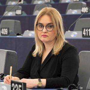 Magdalena Adamowicz. Fot. Internet
